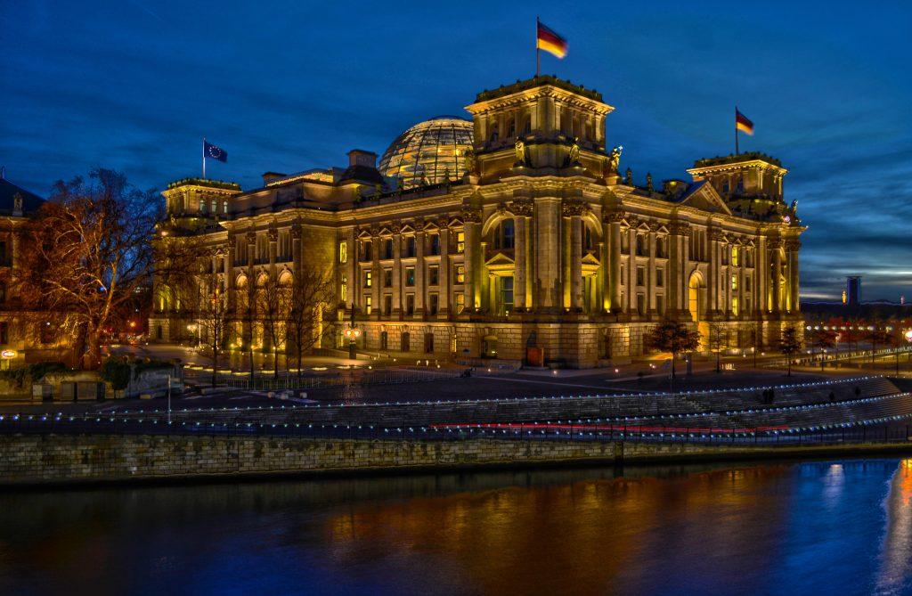 HDR-Fotografie - Reichstag in Berlin