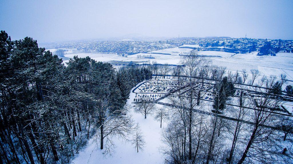Drohnen-Fotografie - Landschaft