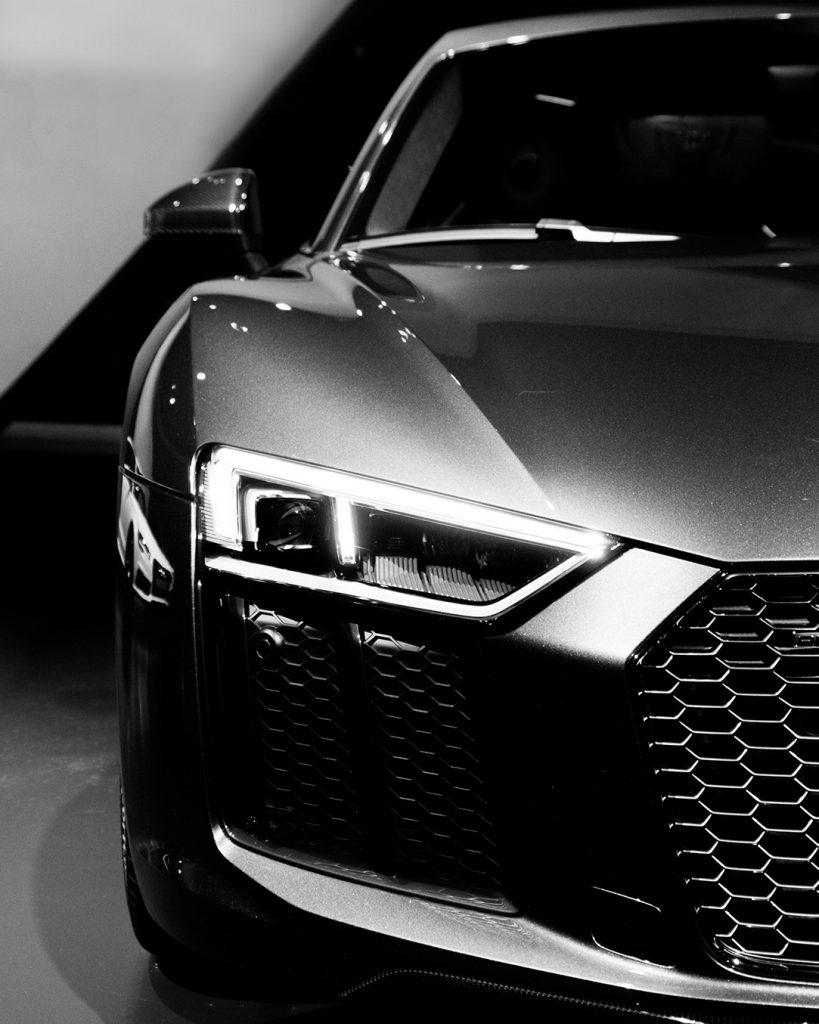 Autostadt - Audi R8