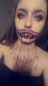 Make-Up - Schritt 2