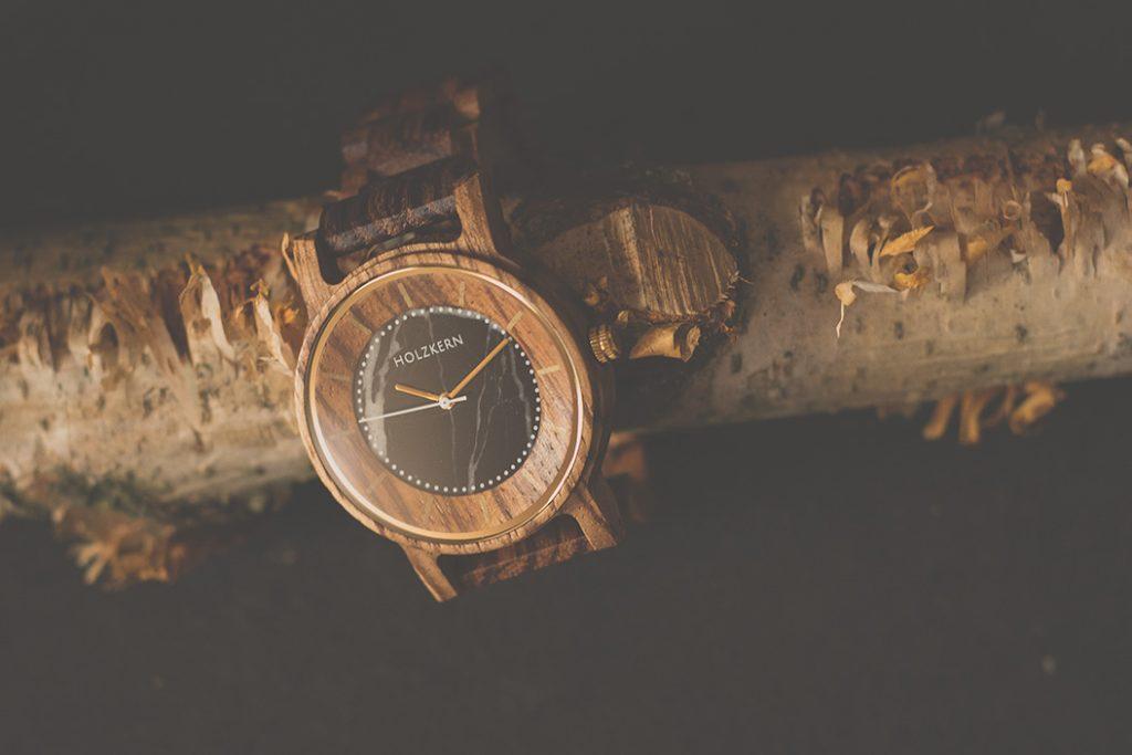 Blog-Fotografie: Produktfoto einer Uhr