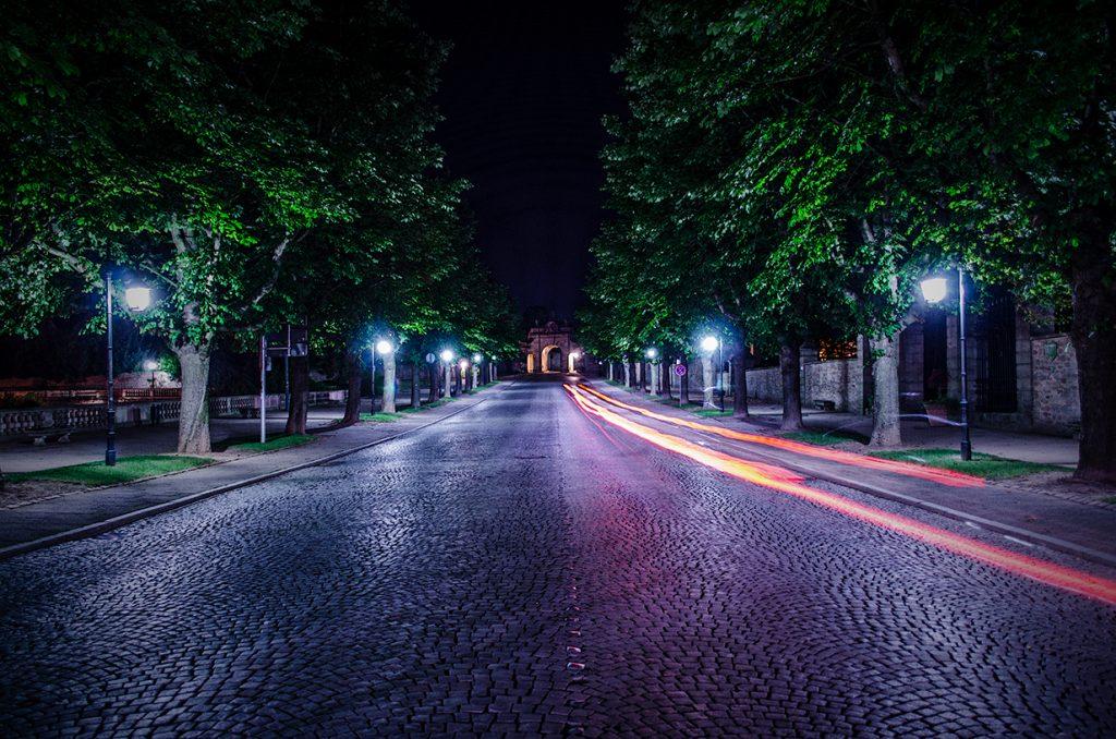 Fotospot: Dom zu Fulda - Pauluspromenade
