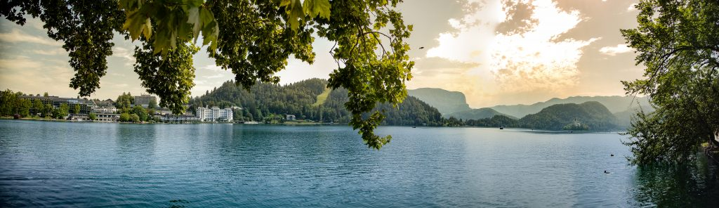 Panorama 2 - Bled